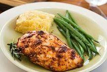 Dinner & Lunch Ideas