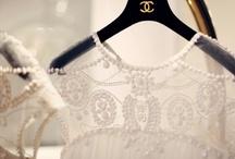 A White Dress / Wedding Dresses