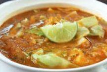 Vegetarian soups & sauces