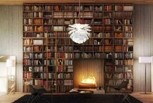 Biblioteca / Bookshelves, book stands and libraries