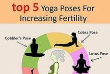 Infertility Yoga & Working Out / by RMANJ