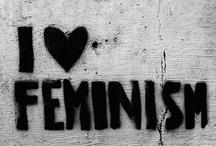 Feminism / by Leah