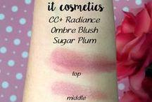 Makeup Swatches