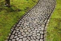 Pathways, Pavers & Stepping Stones