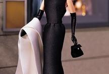 Vêtements poupées barbie / by ANNE-MARIE GRILLAT