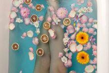 Lush / Every girl needs a bath / by Brooke Cranwell