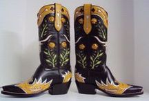 MY STYLE: COWBOY BOOTS / by Ashley Ford