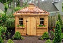 Outdoor Structures: Sheds, Greenhouses, etc.