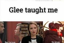 Glee / I'm a Gleek!!! Love Glee and the music that they produce. / by Priscilla Ortiz