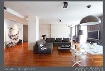 Apartment 1 / Apartament 1 / (photography: Aleksander Rutkowski)