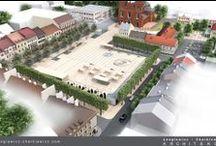 Kutno / I miejsce w konkursie na opracowanie projektu urbanistyczno-architektonicznego Placu Wolności i Rynku Zduńskiego w Kutnie
