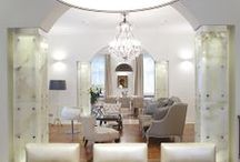 A Touch of Class / Interiors in a more classic style