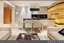 Apartment 115 m2 / Luksusowy apartament w Warszawie
