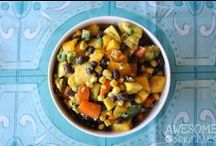 Side Dishes / Your favorite veggies, potatoes and other main course companion ideas.