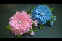 Diy Flowers / Tutorials & inspiration