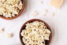 Popcorn / Popcorn, popcorn balls, caramel corn