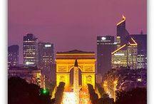 Voyage à Paris / Pour mon futur voyage à Paris à Pâques.