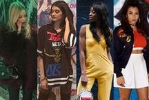 Celebrity Style Gallery / Check out what the celebrities are wearing across social media