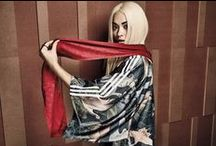 Celebrity Ad Campaigns / Check out what the celebrities are wearing in the latest ad campaigns
