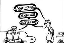 CARICATURAS DEL QUIJOTE / Caricaturas del Quijote