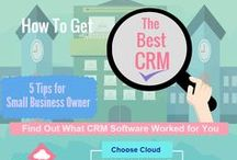 CRM PPT, DEMO & Infographics