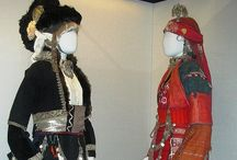 Greece - art, folk costumes, living