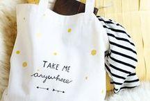 ♥ TOTE   BAGS