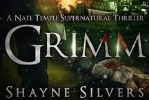Covers / Nate Temple Supernatural Thriller Series Covers