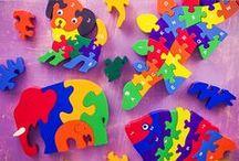 Wooden Children's Puzzles