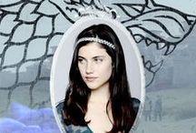 Lyanna Stark / 15 years old, from house Stark of Winterfell