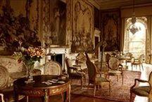 Fantasy/medieval interiors – rich