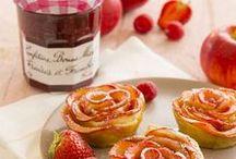 Fête des Mères / Un petit-déjeuner au lit ou un goûter préparés avec amour ... Chaque petite attention fera plaisir à Maman pour sa fête !