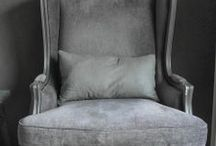 For the love of grey / Can't get enough of gorgeous grey in all it's shades, in all it's forms! www.seenbysolomon.com