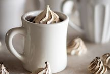 Hot Chocolate Recipes / Homemade hot chocolate recipes to warm you from the inside out!
