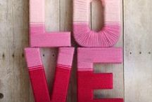 Valentine's Day Party / Valentine's Day recipes, decor and crafts inspired by hearts, love and mushy stuff.