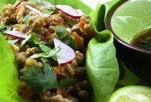 Thai + Asian Inspired / Loaded with curry, ginger, garlic and teriyaki, these recipes are sure to satisfy your take out cravings!