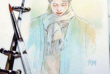 drawings & fanarts