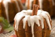 Thanksgiving Recipes / Our favorite fall flavor inspired recipes for around the table at Thanksgiving and all season long!