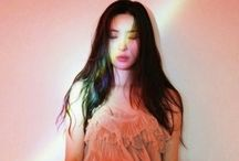 ✎ .. lee sunmi ;my sunshine / lee sunmi— i'm in love, just look at her while she's doing things which she likes, i love when she's happy. she's the most adorable person on this entire planet.