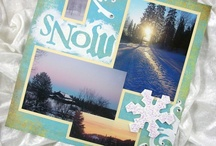 Scrapbook Pages / Ideas for scrapbook pages...
