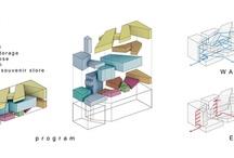 Architectural Diagrams / by John Lang