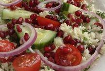 Mmm, lekker! Lente en zomer / Lekkere, gezonde en makkelijke recepten voor in de lente en de zomer