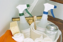 Spring Cleaning / Freshen up your home this spring.