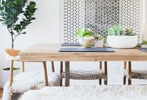 Dining Rooms / Turn your dining room into a place for entertaining and family gatherings. Here are some of our favorite dining room ideas. Find more inspiration at: http://www.restylesource.com/inspiration/Home-Design/Dining-Rooms/22/