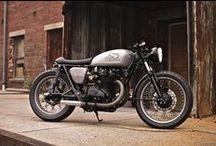 MotorCYCLE / by John Lang