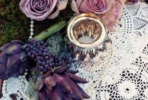 Katherine Purple Wedding