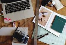 creative spaces / live and work inspired