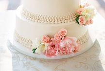 WEDDING ~ a cream-dream / weddingcakes i love