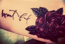 Tattoos / by Evelyn Arguelles