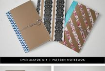 Notebook Inspirations
